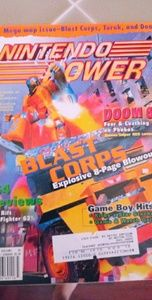 Nintendo Power Mags